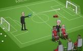 Hí họa Zidane bắn hạ Bayern ngay tại Allianz Arena