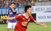 'HAGL may mắn mới ghi được bàn vào lưới CLB Hà Nội'