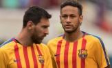 Lionel Messi nài nỉ Neymar đừng gia nhập Real Madrid