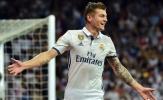 Toni Kroos: Người hùng bóng tối của Real Madrid