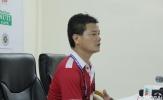 """HLV Nam Định: """"Một điểm cũng được nhưng ba điểm thì tốt hơn"""""""