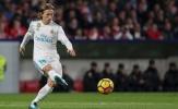Lãnh đạo Real Madrid khẳng định chắc nịch về tương lai của Luka Modric