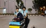 Tuyển nữ Việt Nam đổi nơi đóng quân vì làng thể thao ASIAD hết chỗ ở