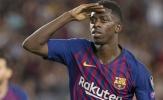 Dembele và cú lột xác ngoạn mục ở Barca