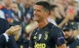 UEFA họp 'xử' thẻ đỏ của Ronaldo