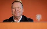 HLV Hà Lan vui mừng vì vào cùng bảng đấu với Đức