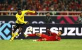 Tiền đạo nhập tịch xin lỗi vì không thể giúp Malaysia vô địch AFF Cup 2018
