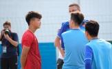 U22 Việt Nam tổn thất lớn trước trận gặp Thái Lan