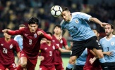 Thái Lan về nhì ở cúp tứ hùng sau trận thua 0-4 trước Uruguay