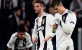 Cổ phiếu Juventus rớt giá mạnh sau thất bại trước Ajax
