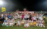 Dự đoán nhà vô địch V-League: Quyền lực nhà bầu Hiển hay sức mạnh thiếu gia xứ Thanh