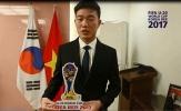 Xuân Trường tiếp lửa U20 Việt Nam trước thềm World Cup