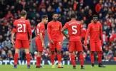 Chuyện gì đang xảy ra với Liverpool đầu năm 2017?
