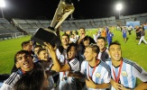 VFF chốt hợp đồng đá giao hữu với U20 Argentina trong tuần tới?