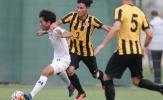 Nhận 3 thẻ đỏ, U23 Malaysia thua thảm U23 Thái Lan