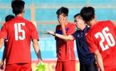 4 cầu thủ U20 Việt Nam phải tập riêng cùng chuyên gia thể lực