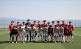 U17 HAGL đá 3 trận với U18 Mito Hollyhock trên sân nhà