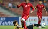 Điểm tin bóng đá Việt Nam tối 21/4: Bình phục chấn thương, Tuấn Anh sẵn sàng đấu với đàn em Messi