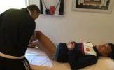 Bác sĩ từng chữa cho Ronaldo hết lòng vì U20 Việt Nam