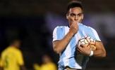 U20 Argentina gặp khó khi tập trung lực lượng đá giao hữu ở Việt Nam