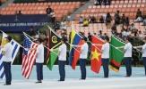 Điểm tin bóng đá Việt Nam sáng 21/5: Quốc kì Việt Nam tung bay tại đấu trường World Cup