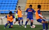 Đức Chinh đặt mục tiêu sút tung lưới U20 Pháp