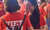 CĐV tại Hà Nội rơi nước mắt trong ngày U20 Việt Nam chia tay World Cup