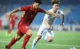 'U22 Việt Nam ngày càng bản lĩnh và tiến bộ rất nhanh'