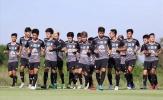 U22 Thái Lan chốt danh sách 20 cầu thủ chính thức tại SEA Games 29