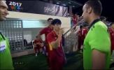 Điểm tin bóng đá Việt Nam sáng 23/08: Công Phượng tiết lộ đoạn hội thoại với trọng tài