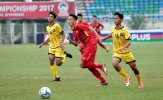 """Ngôi sao U18 Brunei: """"U18 Việt Nam khiến chúng tôi thấy bất lực"""""""