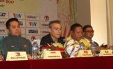 HLV ĐT Malaysia và Indonesia nói gì trước giải vô địch Futsal ĐNÁ 2017?