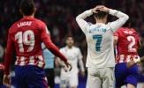 Real Madrid đã mất 33% số điểm từ đầu mùa giải