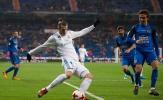 Real bị đội hạng 3 cầm hòa 2-2 trong ngày Bale trở lại