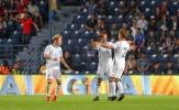 U23 Nhật Bản thắng đậm U23 Triều Tiên ở giải M-150 Cup