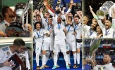 Các cầu thủ Real Madrid kiếm bộn tiền thưởng trong năm 2017
