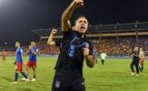 CLB Malaysia mất HLV ngay trước chuyến làm khách SLNA tại AFC Cup 2018