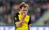 Dortmund gây thất vọng khi bị loại khỏi Europa League
