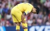 Suarez sẽ vắng mặt bao lâu sau chấn thương ở trận khai màn?