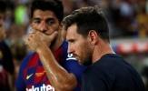 Barcelona xác nhận đội hình tham dự Champions League