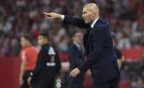 Thoát nạn, Zidane dùng 1 câu để nhận xét màn trình diễn của Real