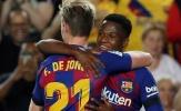 'Cầu thủ đó sẽ có một tương lai huy hoàng tại Barca'