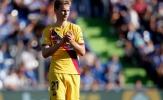 Rời khỏi sân, De Jong nhận phản ứng bất ngờ từ NHM Eibar