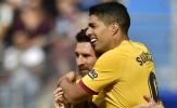 Vì một cử chỉ với Suarez, Messi khiến fan Barca 'phát cuồng' trên MXH
