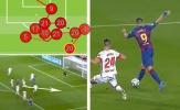 Thi triển bí thuật, 6 ngôi sao Barca khiến hàng thủ đối phương 'hoa mắt'