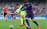 'Hút chết' trên sân nhà, Barca lại lộ điểm yếu muôn thuở