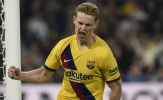 Ajax thất thủ, De Jong liền nói một lời cay đắng