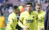 Bão chấn thương đổ bộ, Barca đánh mất 'vũ khí nơi hành lang cánh'