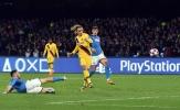 Griezmann phá kỷ lục kinh hoàng tồn tại nửa thập kỷ của Barca