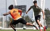 'Real sẽ cố gắng giành chiến thắng ở mọi trận đấu'